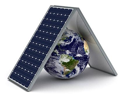 solar panel in 2050