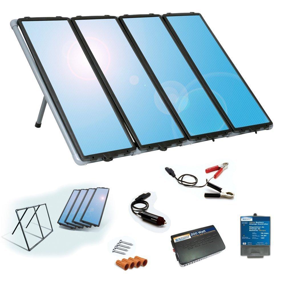 how to build a solar panel
